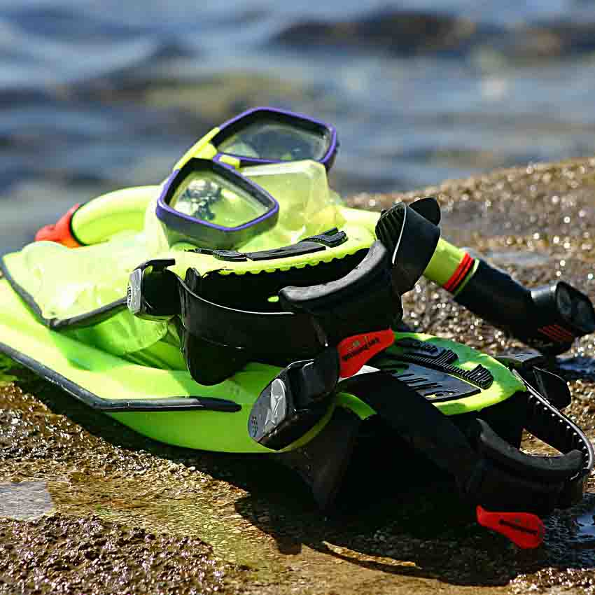 rental diving equipment khasab